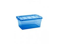 Caixa Organizadora Curver Omni Box Blue 11 Litros