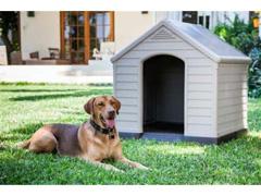 Casinha Pet Curver Sandy para Área Externa - 1