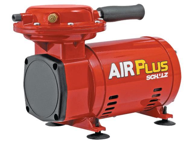 Compressor de Ar Schulz Air Plus Ms 2,3 com Kit Pintura Bivolt