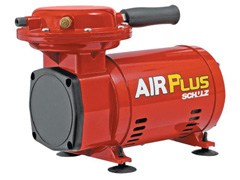 Compressor de Ar Schulz Air Plus Ms 2,3 com Kit Pintura Bivolt