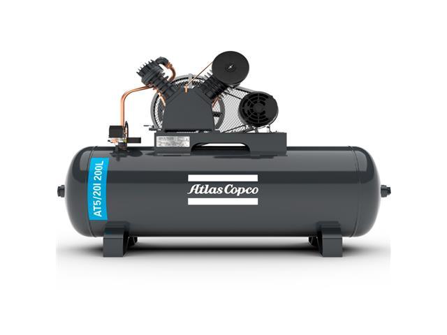Compressor Pistão AT5/20I 200L 220/380V 3F IP21 60HZ 175PSI V