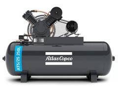 Compressor Pistão AT5/25 250L 220/380V 3F IP21 60HZ 175PSI V