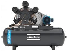Compressor Pistão AT15/60 425L 380/660V 3F IP55 60HZ 175PSI W - 0