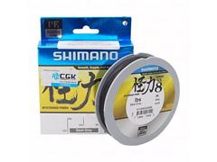 Linha Multifilamento Shimano Kairiki PE 20LB (0.18mm) X 150m Cinza - 1