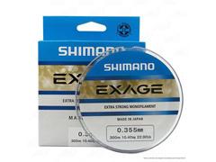Linha Nylon EXAGE 0.355MM (10.40KG) X 300M