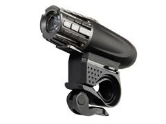 Lanterna de LED para Bicicleta Tramontina Recarregável Carregador USB