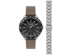 Relógio Touch TW2035LDR/T5P Analógico Prata Masculino