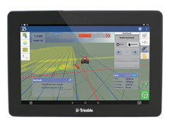 Monitor Trimble® GFX-750™ - 2