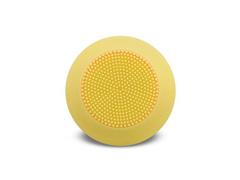 Mini Escova Sônica Multilaser Bella para Limpeza Facial Amarela - 1