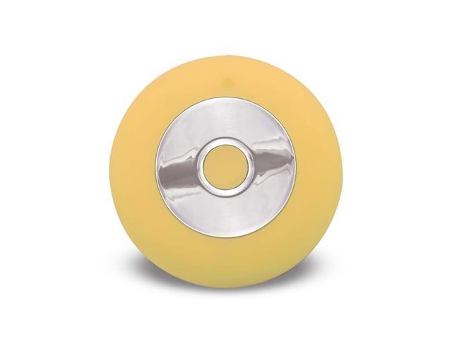 Mini Escova Sônica Multilaser Bella para Limpeza Facial Amarela