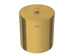 Lixeira Tramontina Útil em Inox Polido com Revestimento Gold 5 Litros - 0
