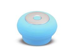 Mini Escova Sônica Multilaser Bella para Limpeza Facial Azul - 2