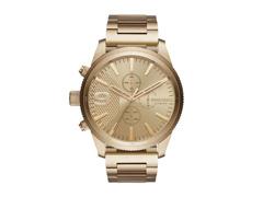 Relógio Diesel Masculino DZ4446/4DN Dourado Analógico