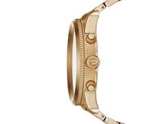 Relógio Diesel Masculino DZ4446/4DN Dourado Analógico - 1