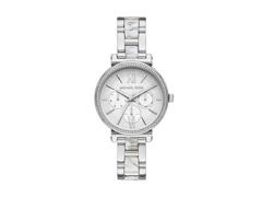 Relógio Michael Kors Feminino MK4345/1KN Prata Analógico - 0