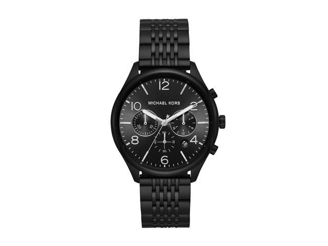 Relógio Michael Kors Feminino MK8640/1PN Preto Analógico
