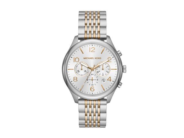 Relógio Michael Kors Feminino MK8660/1KN Prata Analógico