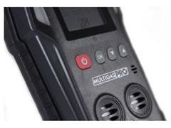 Detector de 4 Gases Akso Multigás PRO (CO/O2/H2S/CH4) - 1