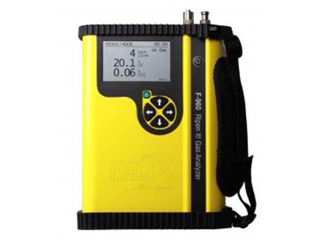 Analisador de Gases Akso F960 (C2H4/CO2/O2)