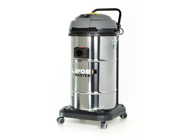 Aspirador de Pó Master 1.65 Carenagem Inox 1400W 65 Litros