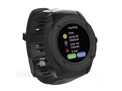 Relógio Multilaser Multiwatch SW2 Plus Bluetooth Touch Preto - 4