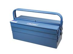 Caixa para Ferramentas Marcon Sanfonada Azul 5 Gavetas com Ferramentas - 1