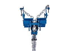 Macaco Telescópico Marcon para Retirar Câmbio 500Kg - 2