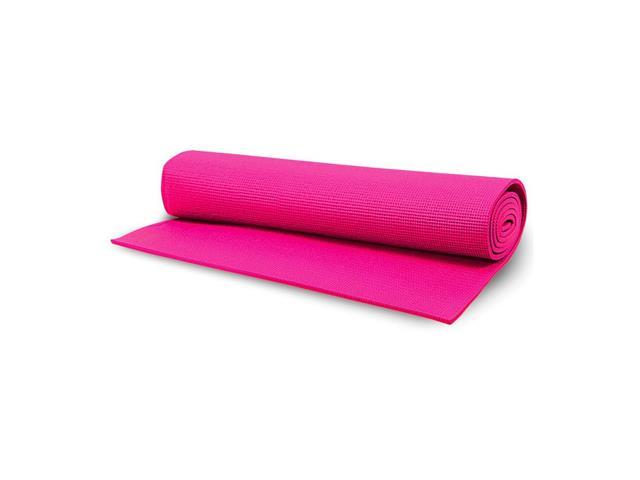 Tapete para Yoga Mat Acte  Rosa