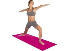 Tapete para Yoga Mat Acte  Rosa - 3