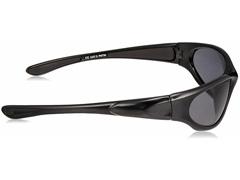Óculos Polarizado para Pesca Shimano HG067J Preto com Lente Fumê - 2