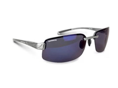 Óculos Polarizado para Pesca Shimano Lesath XT Preto com Lente Azul