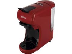 Cafeteira Elétrica Philco Multicapsula PCF19VP Vermelha - 1