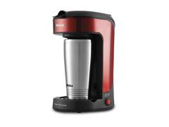Cafeteira Elétrica Philco PCF21 Single Thermo Inox Red