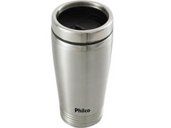 Cafeteira Elétrica Philco PCF21 Single Thermo Inox Red - 4