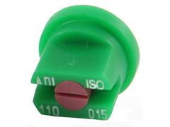 Combo  Bico Pulverizador Jacto Leque  ADI 110015 Verde 25 unidades - 1