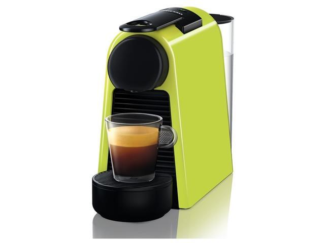Cafeteira Nespresso Automática Essenza Mini D30 Verde Lima