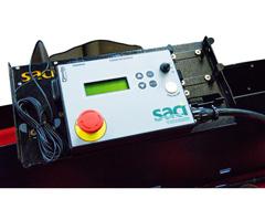 Amostrador de Solo Hidráulico Saci Trail Comando Automático 0-60CM - 1