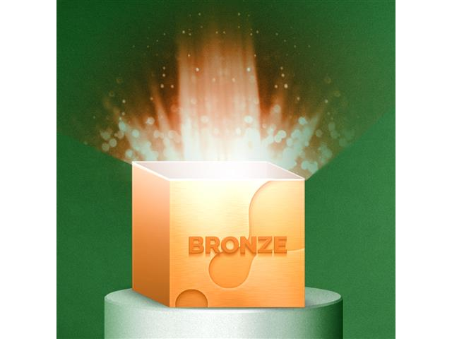Caixa de Benefícios Bronze 220V