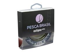 Linha Multifilamento Pesca Brasil Eclipse Ultra 0,30 MM Verde Musgo