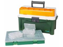 Maleta para Pesca PB Box 007 Pesca Brasil Verde - 1