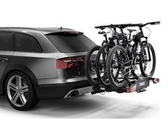 Suporte de Engate Thule Engate EasyFold XT 934 para 3 Bicicletas - 9