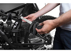 Suporte de Engate Thule Engate EasyFold XT 934 para 3 Bicicletas - 5