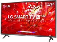 "Smart TV LED 43"" LG Full HD ThinQ AI TV HDR webOS 4.5 Wi-Fi 3HDMI 2USB - 2"