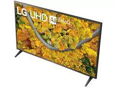 """Smart TV LED 55"""" LG UHD 4K ThinQ AI TV HDR Ativo webOS 4.5 2HDMI 1USB - 6"""