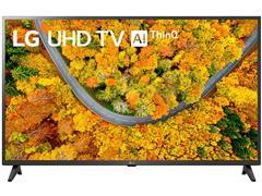 """Smart TV LED 65"""" LG UHD 4K ThinQ AI TV HDR Ativo webOS 4.5 2HDMI 1USB"""