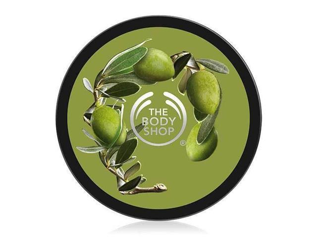 Manteiga Corporal The Body Shop Oliva 200ML