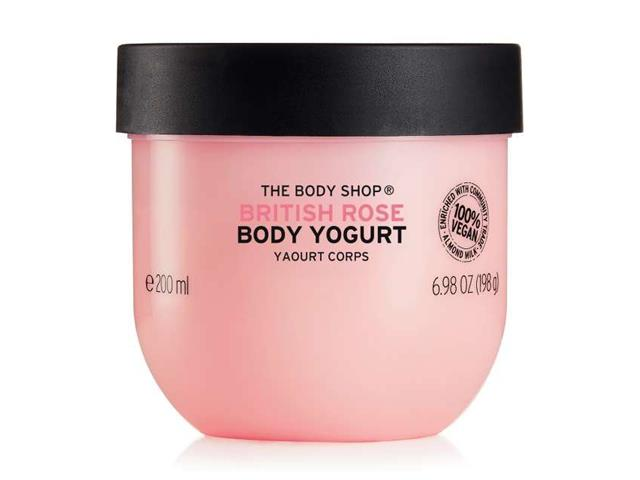 Loção Corporal The Body Shop Rosas Inglesas 200ML