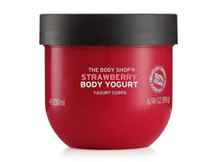 Loção Corporal The Body Shop Morango 200ML