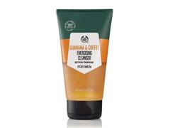 Gel de Limpeza Facial The Body Shop Guaraná e Café 150ML