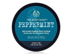Esfoliante para os Pés The Body Shop Hortelã 100ML